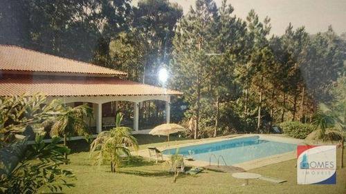 Sítio Rural À Venda, Pinheirinho, Itu. - Si0001