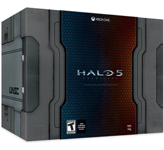Juego Halo 5: Guardians Collector