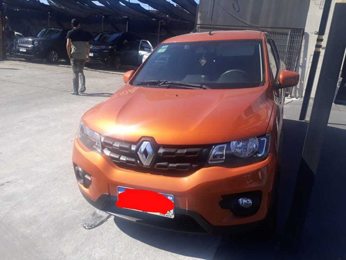 Renault Kwid Intens 1.0 2018 - Impecable