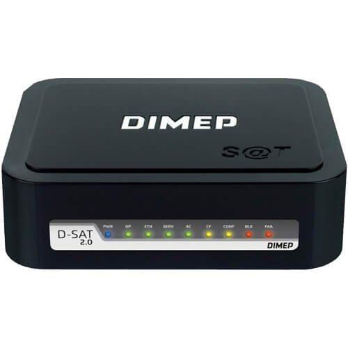 Kit Sat Dimep Sat 2.0 + Impressora Epson Tm-t20x Usb Serial