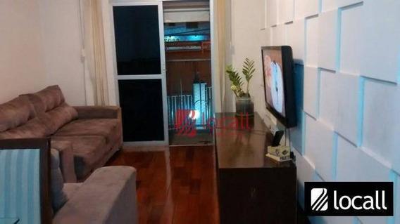 Apartamento Residencial À Venda, Jardim Residencial Vetorasso, São José Do Rio Preto. - Ap0398