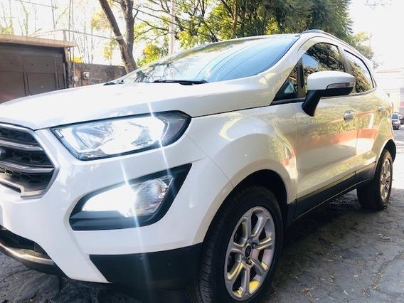Ecosport Tred 3cil,1.5 Lts 122hp.factura De Agencia.