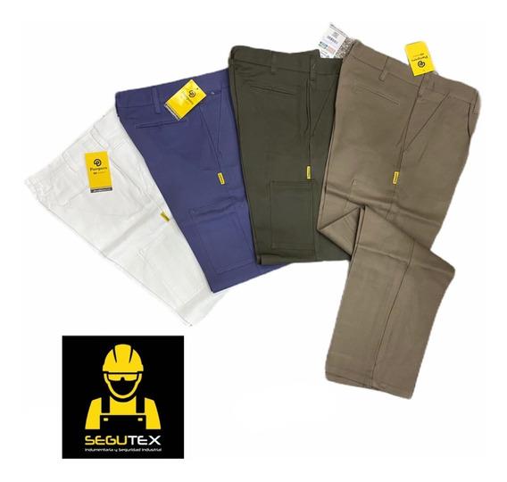 Pantalon Pampero Trabajo Original!! C/bolsillo Herramienta