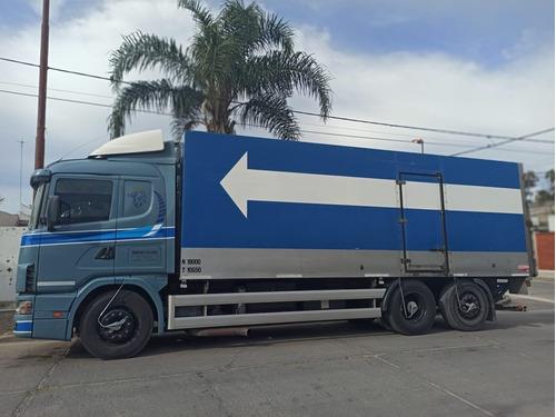 Scania 124l 400