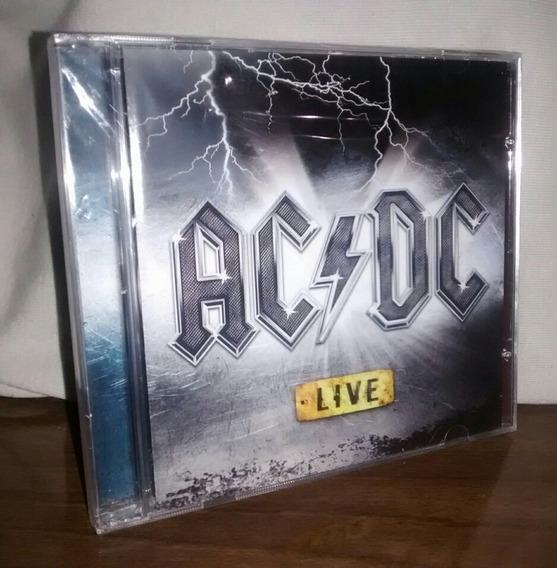 Cd Ac/dc Live Original Lacrado Frete 7.00