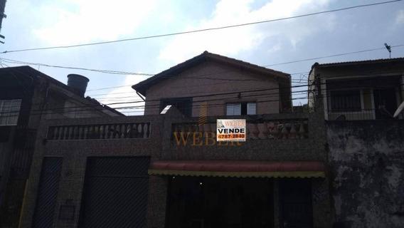 Casa Com Ótima Localização - Ca0628