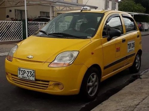 Chevrolet Taxi Spark Mt 999cc Aa