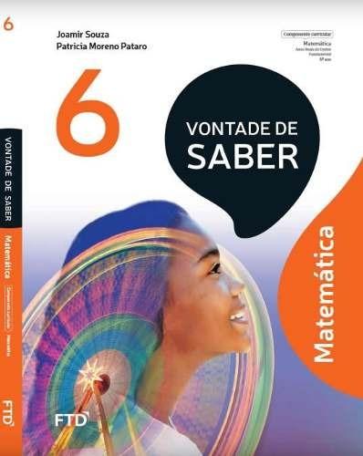 Coleção Vontade De Saber Matemática (frete Grátis)