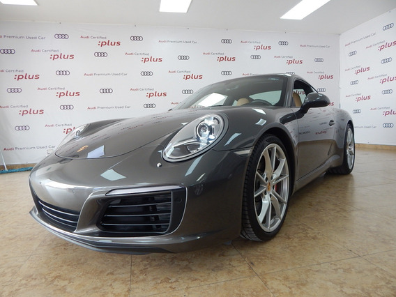 Porsche 911 Carrera 2018 3.0 Carrera S Pdk At