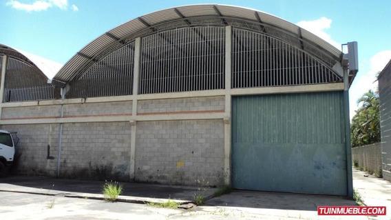 Galpones En Alquiler En Zona Industrial De Barquisimeto,lara