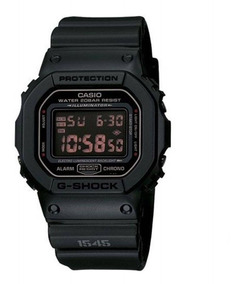 Relógio Masculino Casio G-shock Dw-5600ms-1dr Preto