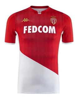 Camisa Monaco França 2020 Nova Pronta Entrega