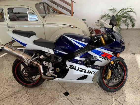 Suzuki Gsx R1000 Gasolina Azul