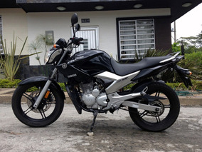 Yamaha Fazer Ys 250 2012 Negra