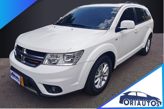 Dodge Journey Sxt 2,5 7 Psj Fe