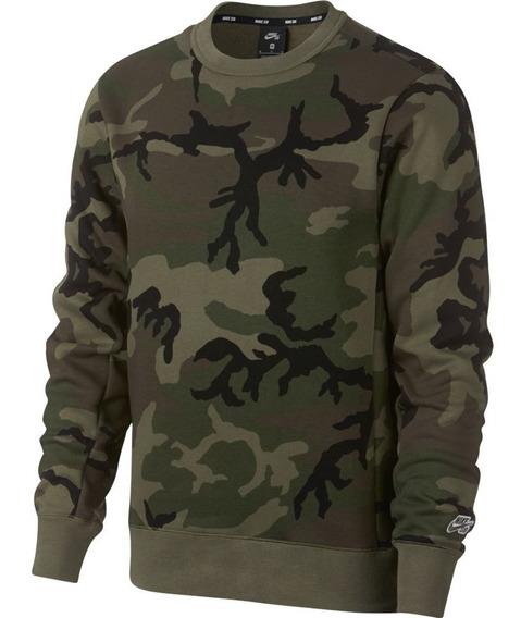 Blusão Nike Sb Icon Camo Masculino