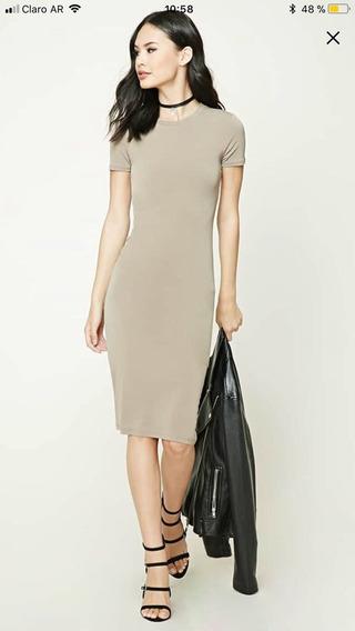 Vestido Mujer Forever 21art 1024