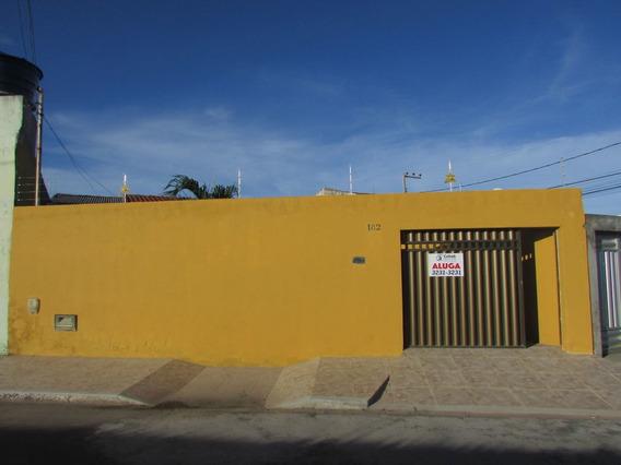 Casa Com 290m² No Bairro Aruana - Ca584