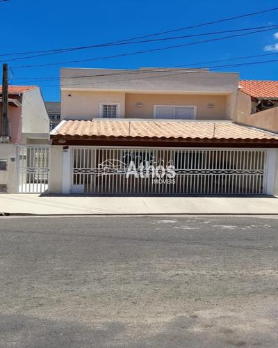 Vende-se Sobrado No Parque Boa Esperança, Indaiatuba/sp,  3 Dormitórios/1 Suíte C/closet - Sb00627 - 68998198