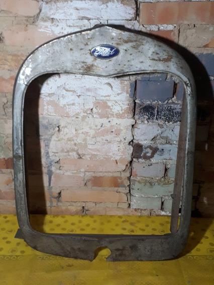 Colete Do Radiador Do Fordinho Ford 29 Modelo A Carro Antigo