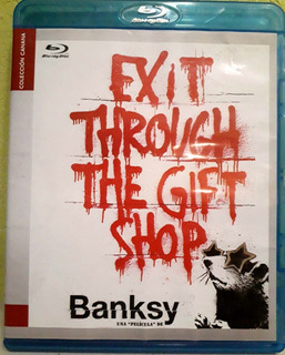 Exit Throug The Gif Shop Bluray Canana Documental
