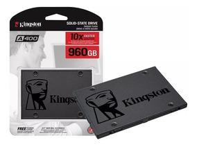 Hd Ssd Kingston 960 Gb 960gb Sa400s37/960g Sata 3 Original