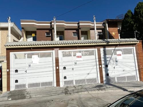 Imagem 1 de 18 de Sobrado Para Venda No Bairro Vila Laís, 3 Dorm, 1 Suíte, 2 Vagas, 110 M - 1612