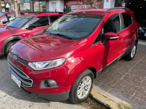 Ford Ecosport Se 1.6 Nafta 2016 Aa685 Lem