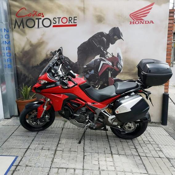 Ducati Multistrada 1200 Roja 2015