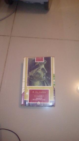 Livro A Iliada Clássicos Para O Jovem Leitor Homero