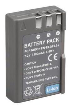 Bateria Similar En-el9a Enel9 D40 D40x D5000 D3000 D60