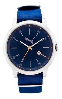 Reloj Puma Hombre Pu104231003 Acero Nylon Pr 40%