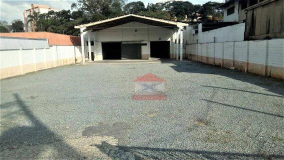 Galpão Para Alugar - A/c 700 M² - A/t 1.765 M² - Jardim Sabiá - Cotia/são Paulo - Ga0143
