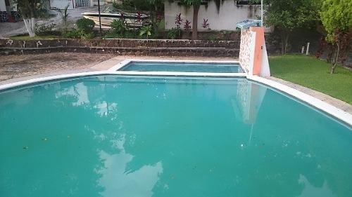 Hermosa Casa Con Vista Al Lago De Tequesquitengo Con Escrituras A.l.n