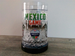 Tarro Nfl Mexico Game Patriots Vs Raiders Original