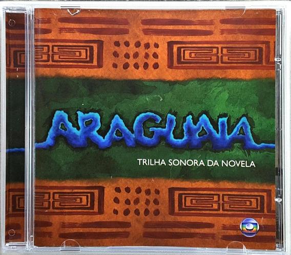 Cd Novela Araguaia - Trilha Sonora - Cc