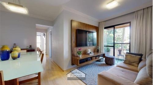 Apartamento 3 Dormitórios Santa Terezinha 1 Vaga! - 7391-1