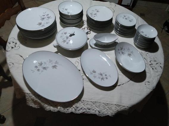 Vajilla Porcelana Noritake 6312 Harwood Vintage 59 Piezas
