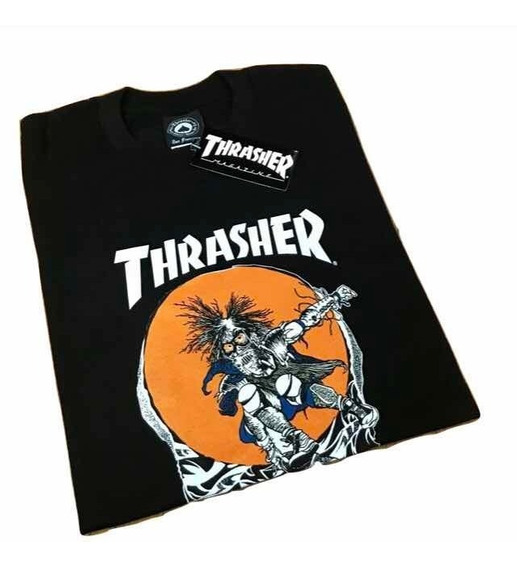 Remeras Thrasher Originales - Envíos A Todo El País.