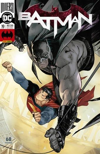 Hq Batman Universo Dc Nº 19 Edição Outubro/2018