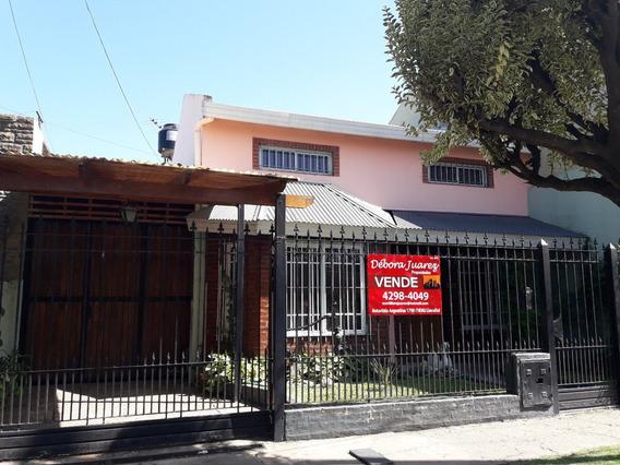 Casa Amplia Con Terreno. Apta A Credito Bancario