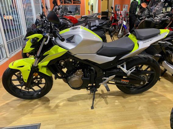 Honda Cb 500f Hobbycer Bikes 3300kms