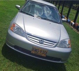 Vendo Honda Civic 2003 En Pefectas Condiciones,