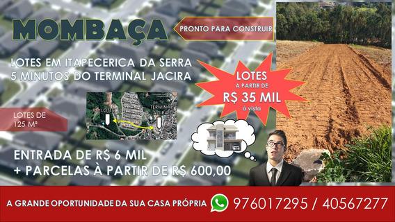 Terreno Itapecerica Da Serra- Prox. Terminal Jacira