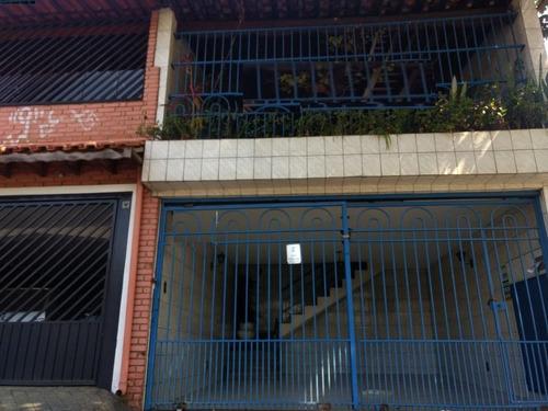 Sobrado Com 3 Dormitórios À Venda, 100 M² Por R$ 449.000,00 - Limoeiro - São Paulo/sp - So2170
