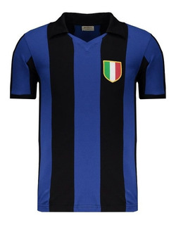 Camisa Inter De Milão Retrô 1964