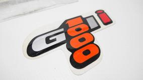Emblema Adesivo Gol 1000i Bola G2 Original Vw