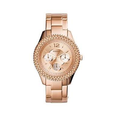Relógio Fossil Rosê