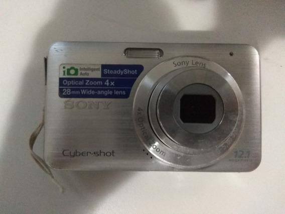 Câmera Sony Dsc-w310 12.1mp - Com Defeito