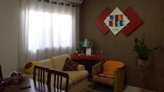 Casa Com 3 Dormitórios À Venda, 110 M² Por R$ 480.000 - Quinta Ranieri - Bauru/sp - Ca2828